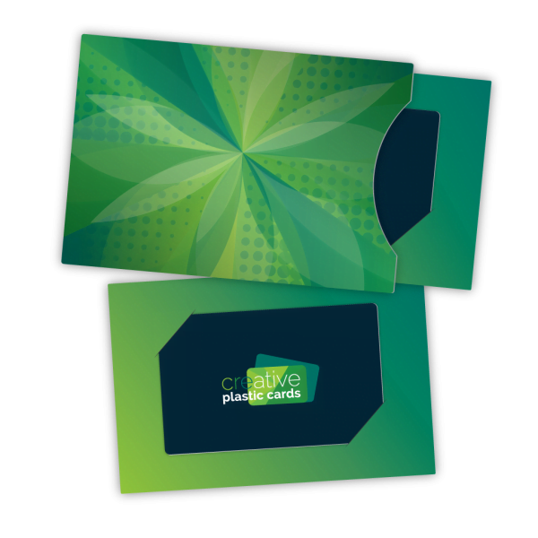 Card Sleeves with Insert