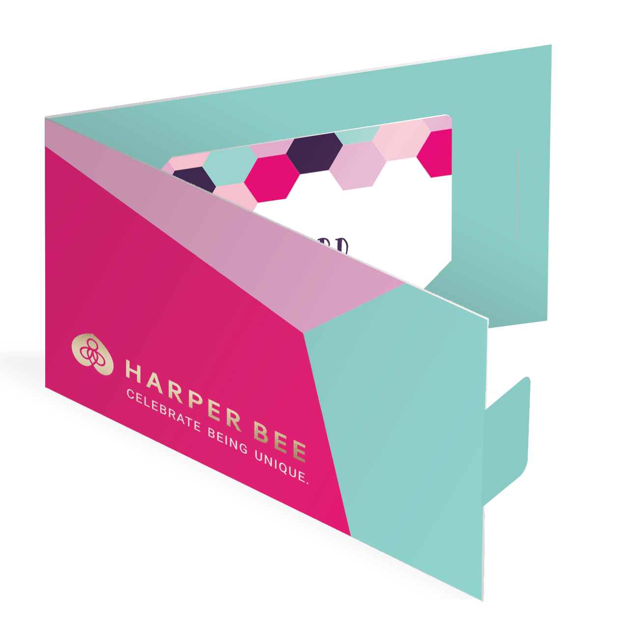 Card Wallet - Harper Bee